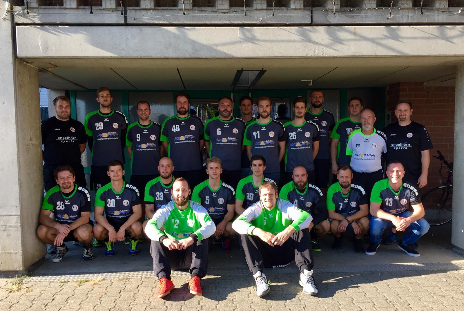H1: Wieder keine Punkte für die SG in Weinheim – der Fluch hält an