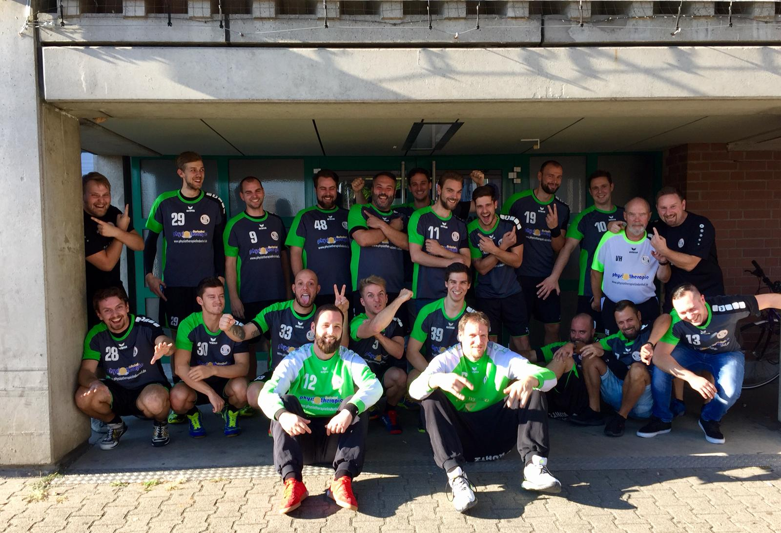 H1: Siegesserie hält – SG holt sich zwei Punkte beim Heimspiel gegen den Tabellenführer aus Birkenau