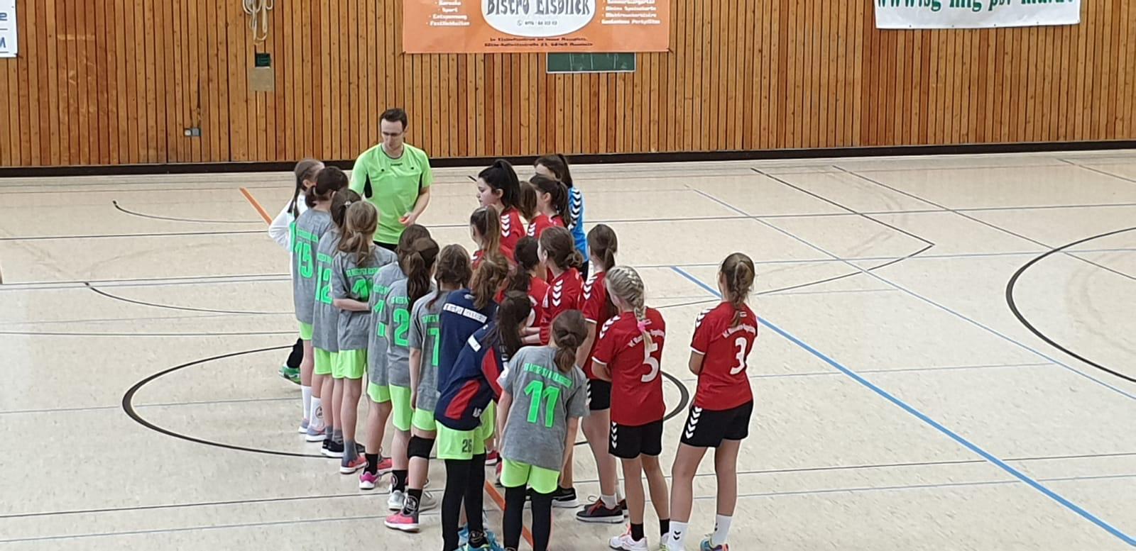 wD: Niederlage gegen SG Vogelstang/Viernheim
