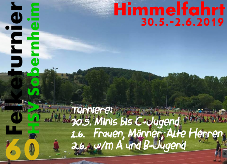 H2: Turnier am 01.06. in Bad Sobernheim